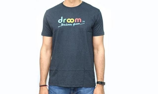 Droom Bindaas Ghoom T-shirt – Size – L