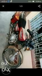 Bajaj Boxer AT100 2002