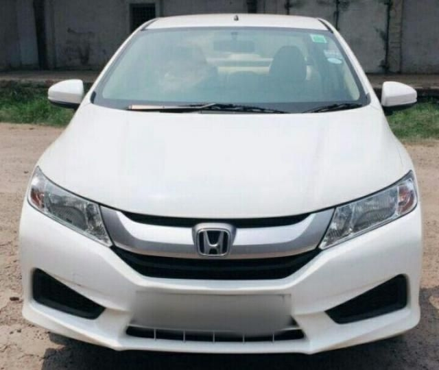 Honda City 1.5 V MT 2016