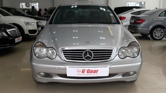 Mercedes-Benz C-Class 200 K AT 2003