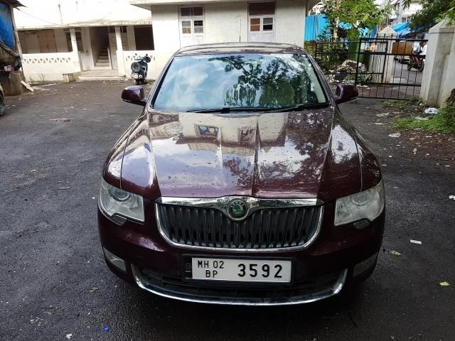 Skoda Superb 1.8 Style TSI AT 2009