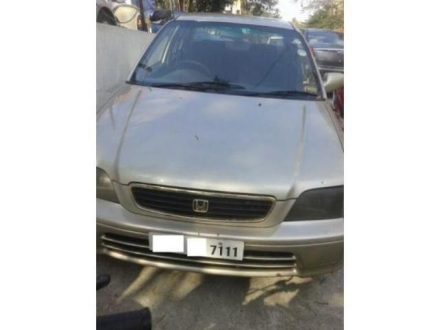 Honda City 1.5 EXI AT 1999