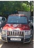 Mahindra Scorpio DX 2.6 TURBO 8 STR 2003