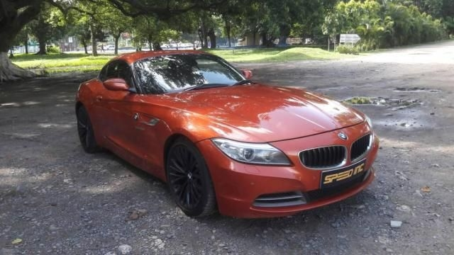 BMW Z4 sDrive 35i 2015