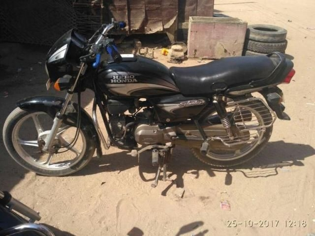 Hero Splendor plus 100cc 2009
