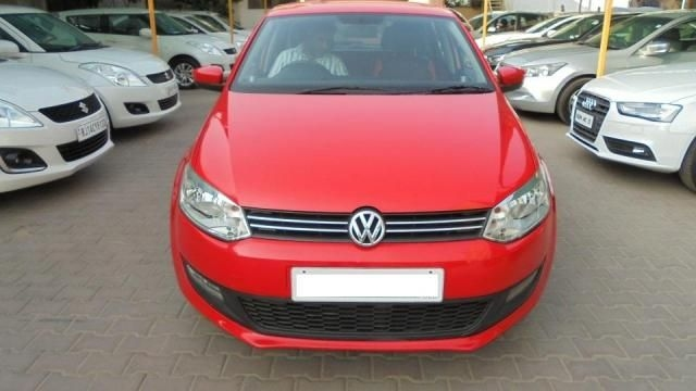 Volkswagen Polo 1.2 TDI Highline 2013