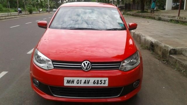 Volkswagen Vento Highline Petrol AT 2013