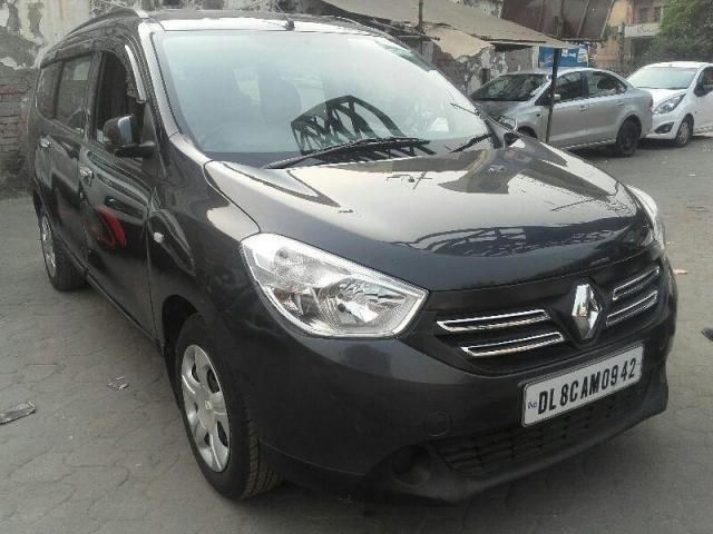 Renault Lodgy 85 PS RXL 7 STR 2015