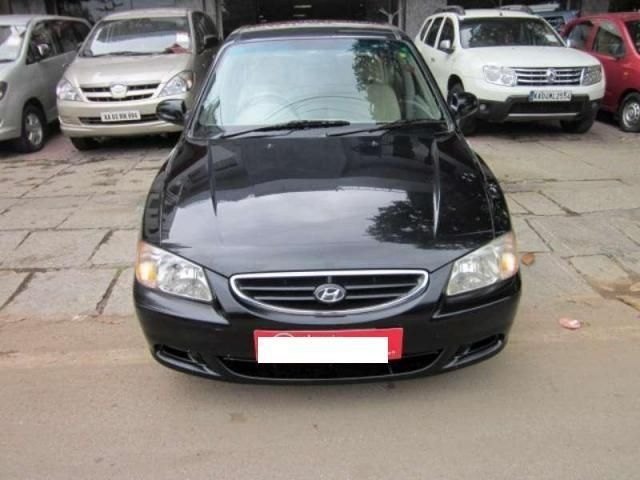 Hyundai Accent Executive 2008