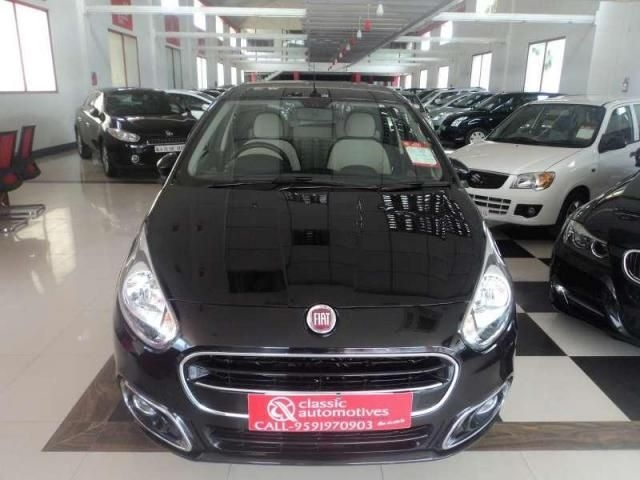 Fiat Punto Evo Emotion Multijet 1.3 90 HP 2015