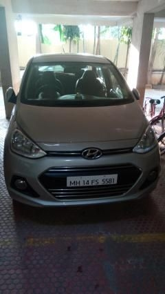 Hyundai Xcent S 1.2 Special Edition 2016