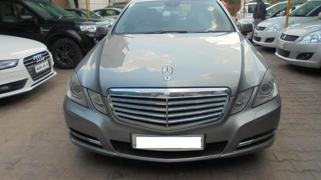 Mercedes-Benz E-Class E250 CDI BlueEfficiency 2010