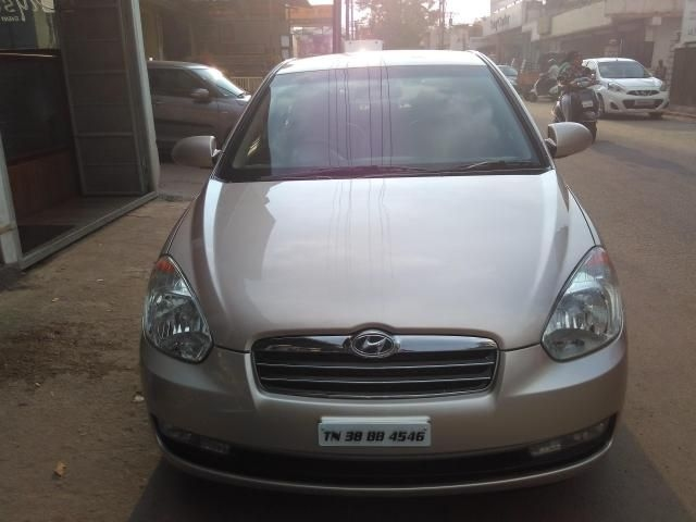 Hyundai Verna TRANSFORM 1.5 SX AT CRDI 2010