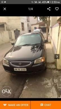 Hyundai Accent Executive 2004