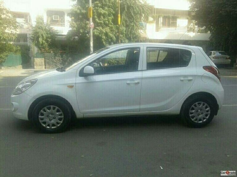 Used 2010 Hyundai I20 Car For Sale In Delhi Id