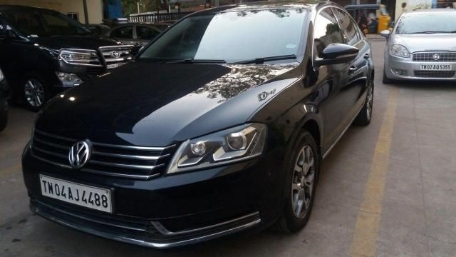 Volkswagen Passat Highline 2.0 TDI AT 2012