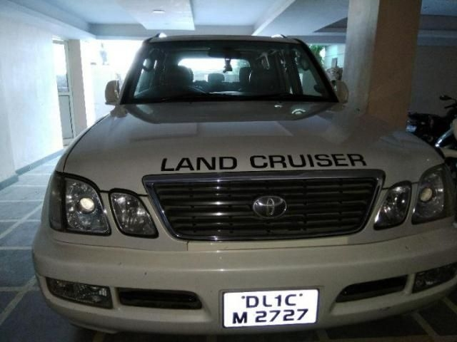 Toyota Land Cruiser V8 2002