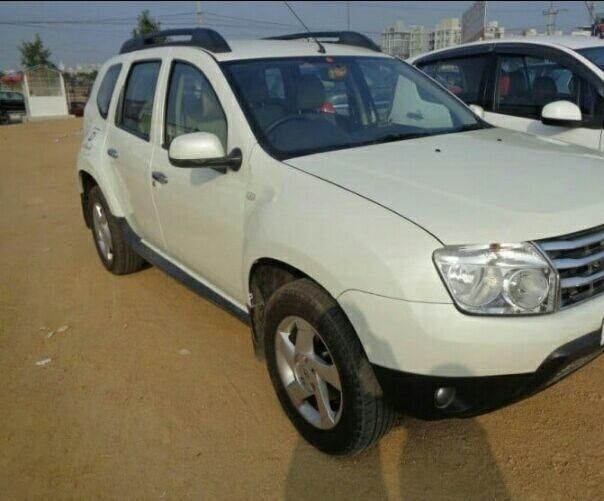 used 2012 renault duster car for sale in hyderabad id 1415929472 droom. Black Bedroom Furniture Sets. Home Design Ideas