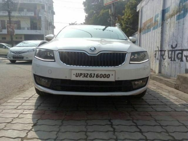 Skoda Octavia 2.0 TDI CR Ambition Plus AT 2015