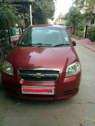 Chevrolet Aveo LS 1.4 Ltd 2008