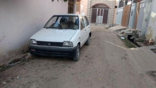 16 Used Maruti Suzuki 800 In Lucknow Second Hand 800 Cars For Sale