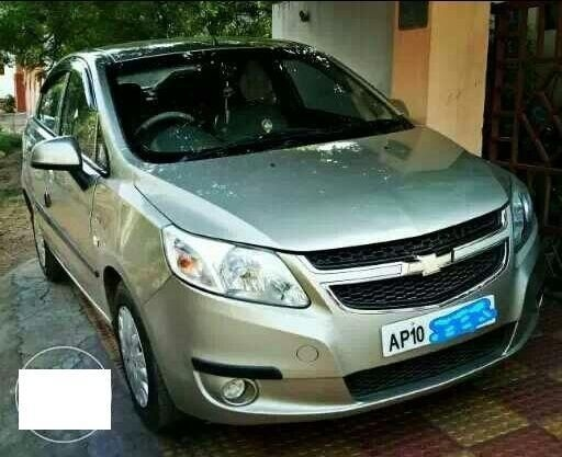 Chevrolet Sail 1.3 LS ABS 2013