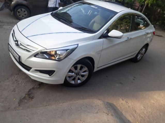 Hyundai Verna 1.6 VTVT S AT 2016