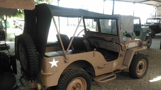 Willys Motor Willys M38 1991