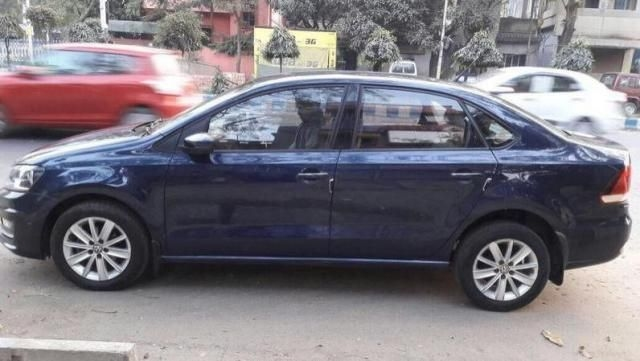Volkswagen Vento Highline Diesel AT 2015