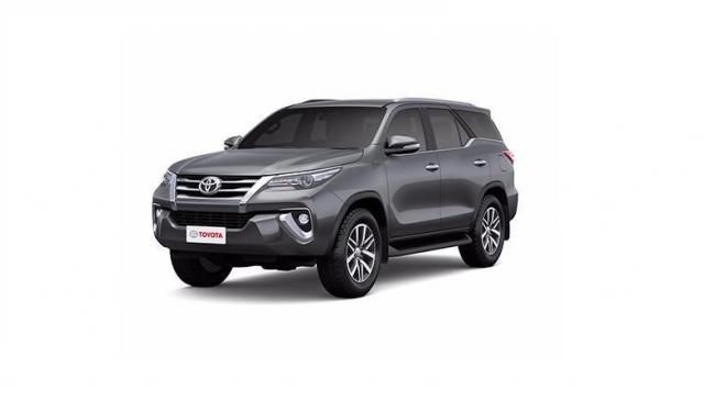 Toyota Fortuner 2.8 4x4 AT 2020