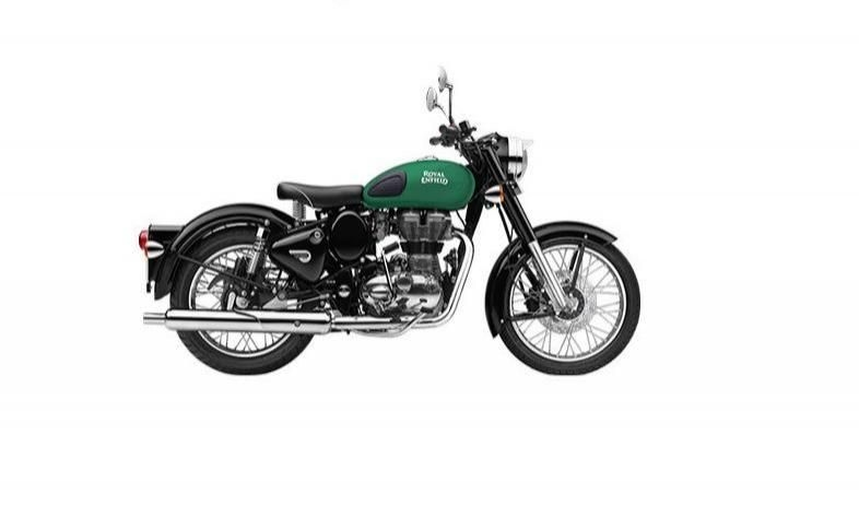 Royal Enfield Classic 350cc-Redditch Edition 2019