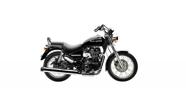 Royal Enfield Thunderbird 500cc 2019