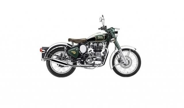 Royal Enfield Classic Chrome 500cc 2018