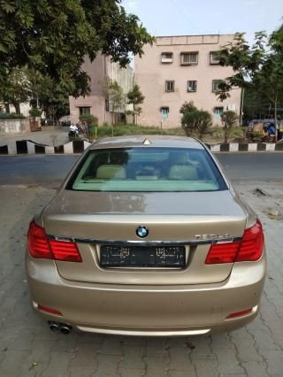 BMW 7 Series Signature 730Ld 2011