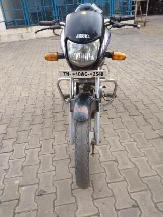 Hero CD Deluxe 100cc 2011