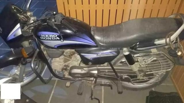 Hero Splendor Plus 100cc 2007