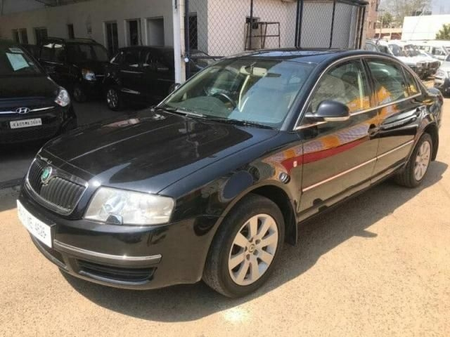 Skoda Superb 2.5 TDI 2008