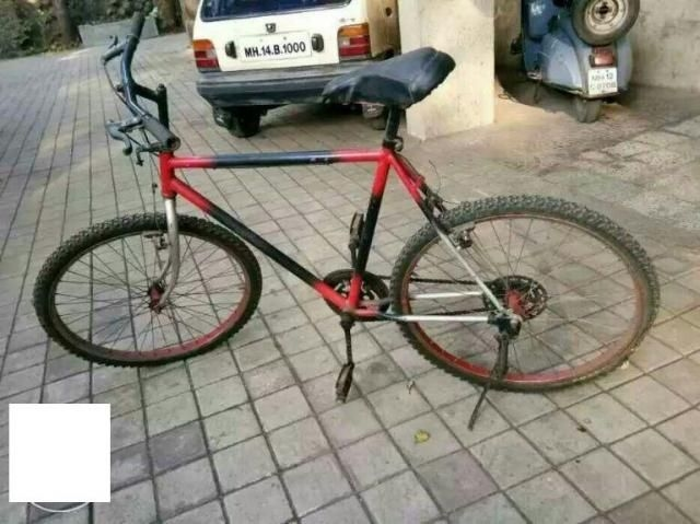 X Bicycle Optimus 24 2016