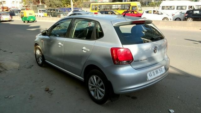 Volkswagen Polo 1.2 MPI Highline 2013