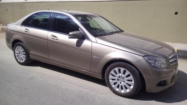 Mercedes-Benz C-Class 220 CDI Elegance AT 2011