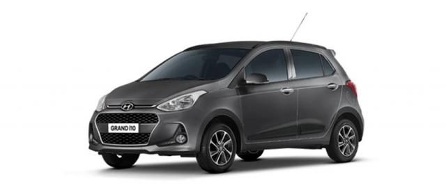 Hyundai Grand i10 Magna AT 1.2 Kappa VTVT 2019