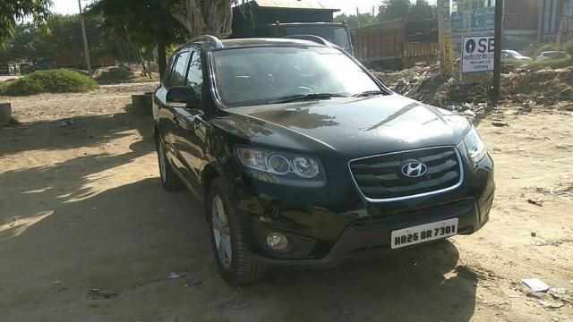 Hyundai Santa FE 4 WD AT 2011