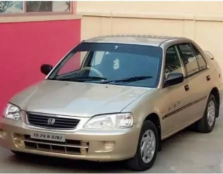 Honda City 1.5 S MT 2003