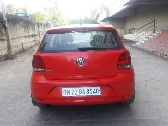 Volkswagen Polo Highline 1.2L (P) 2015