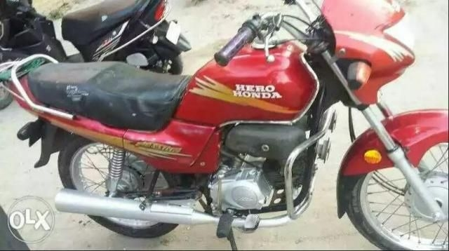 Hero Passion 100cc  2001