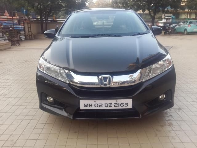 Honda City VX (O) MT 2015