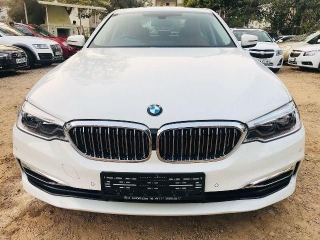BMW 5 Series 520d Luxury Line 2018