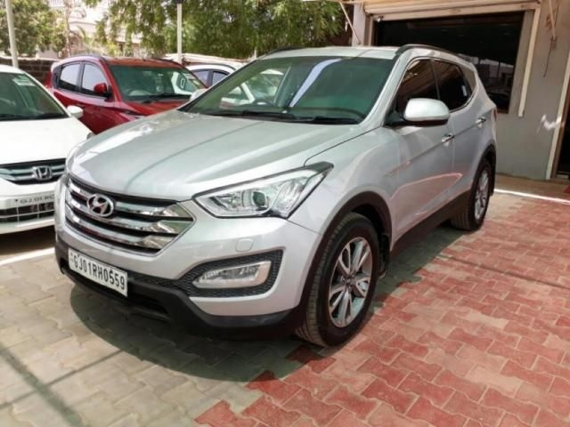 Hyundai Santa FE 4WD AT 2014