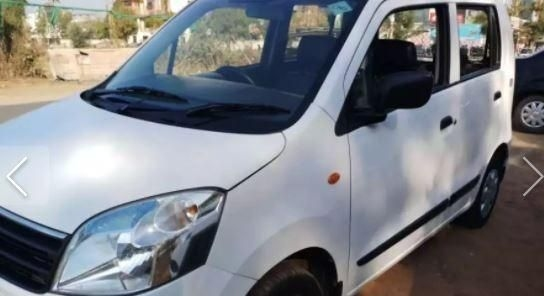 Maruti Suzuki Wagon R LXi Minor 2012
