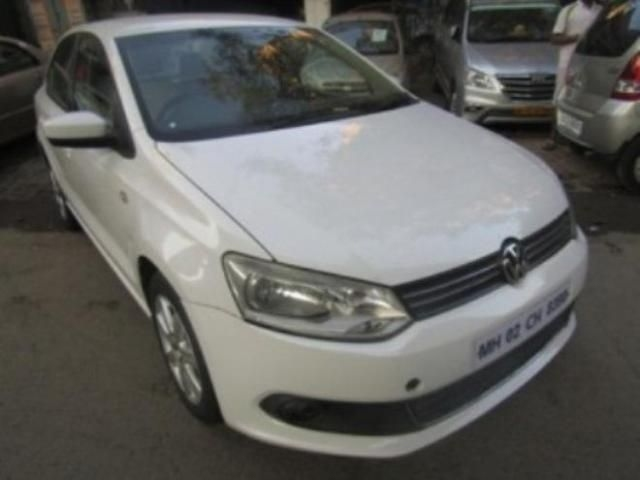 Volkswagen Vento Highline Petrol AT 2012